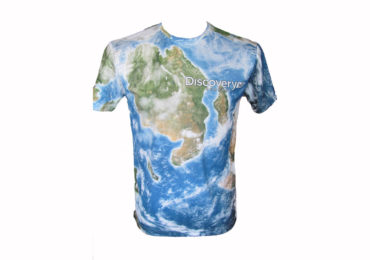 T-Shirt all over Full Color Druck