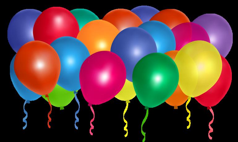 Luftballons aus Naturkautschuk anstatt Plastik