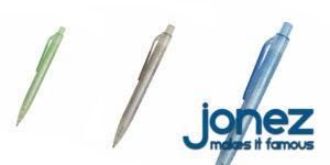 RPET-Kugelschreiber als Werbeartikel