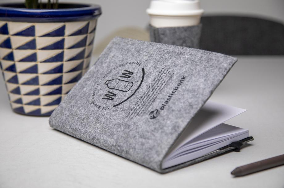 RPET Notizbuch DIN A5