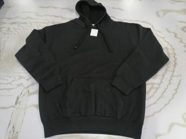 e-merch hoody black